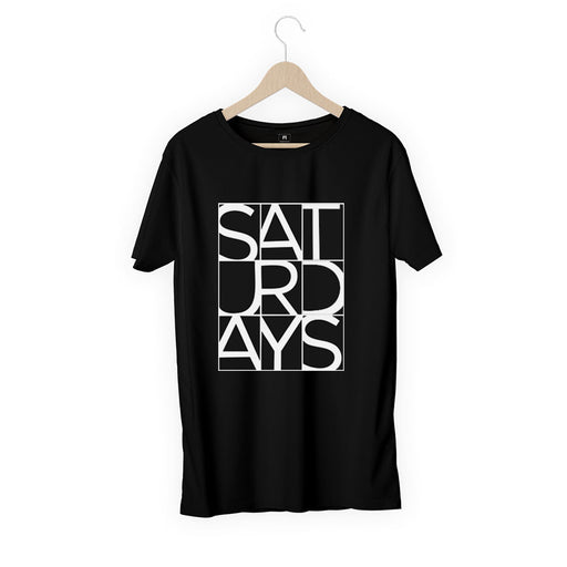 237-saturdays-men-half-t-shirt