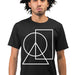 246-geometry-men-half-t-shirt
