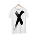 255-cross-men-half-t-shirt