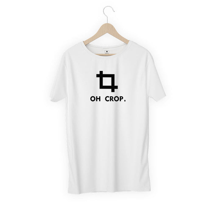 2362-oh-crop-women-half-t-shirt