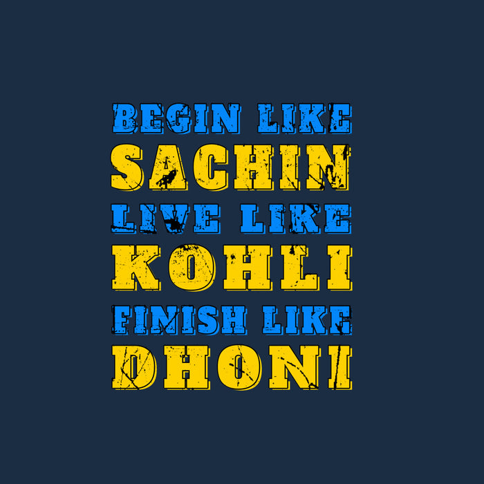 546-begin-like-sachin-men-half-t-shirt