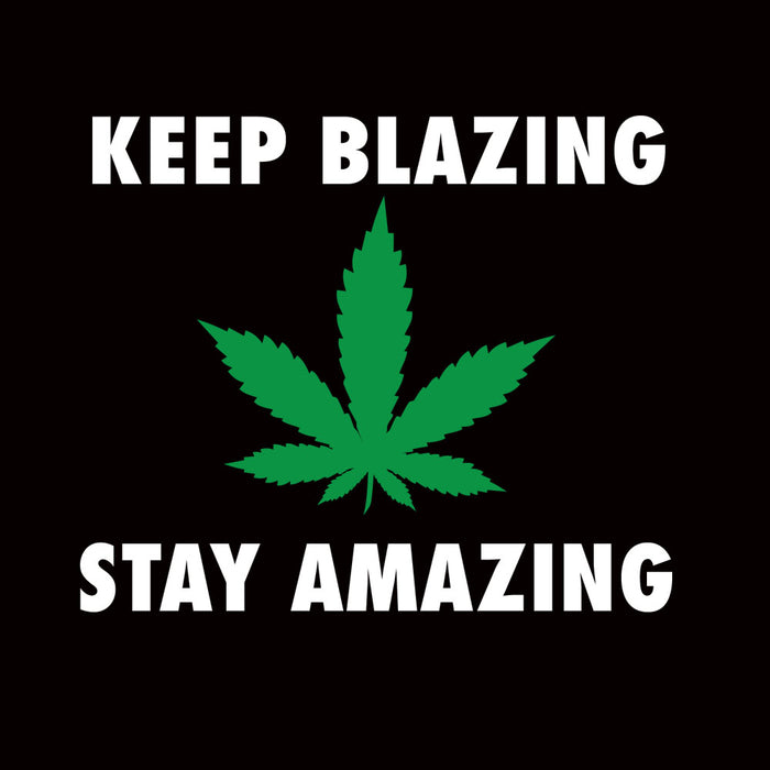 819-keep-blazing-stay-amazing-men-half-t-shirt