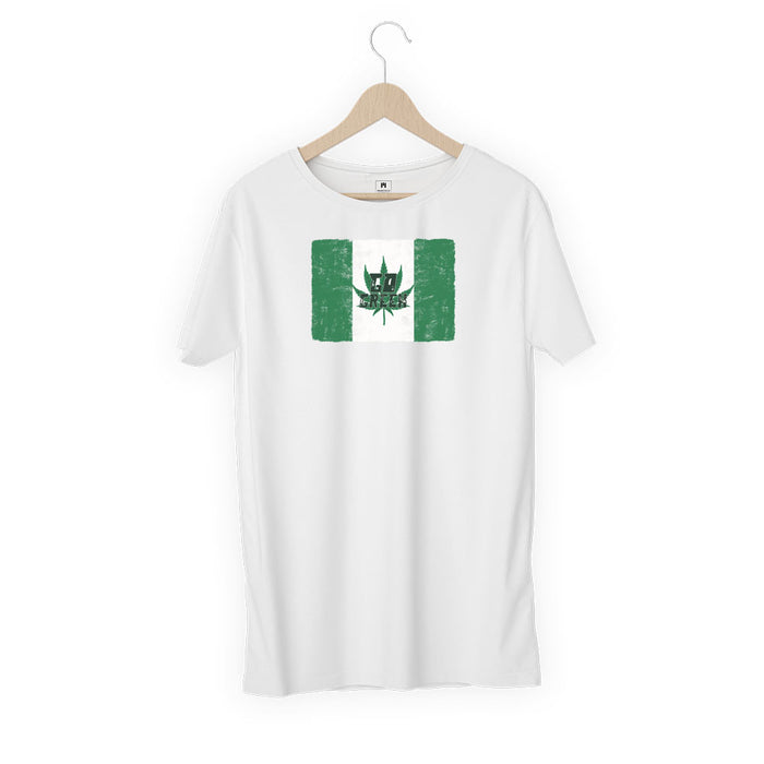 846-go-green-men-half-t-shirt