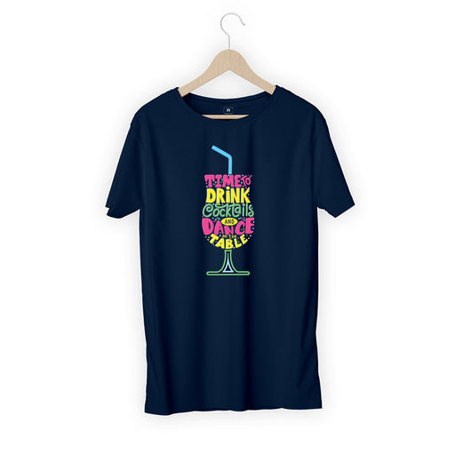 2672-time-to-drink-cocktails-women-half-t-shirt
