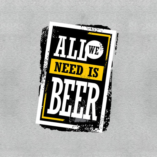 2685-all-we-need-is-beer-women-half-t-shirt