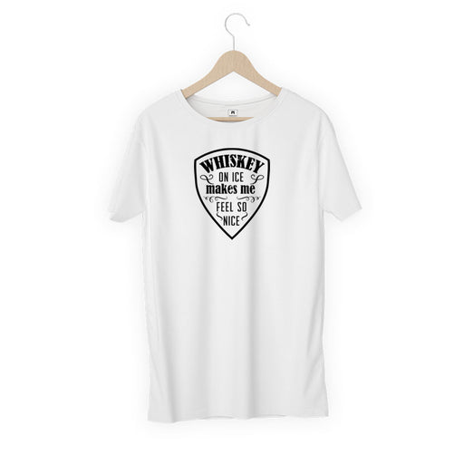 2704-whisky-on-ice-women-half-t-shirt
