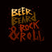 1576-beer-beard-rock-&-roll-men-half-t-shirt