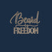 1579-beard-is-freedom-men-half-t-shirt