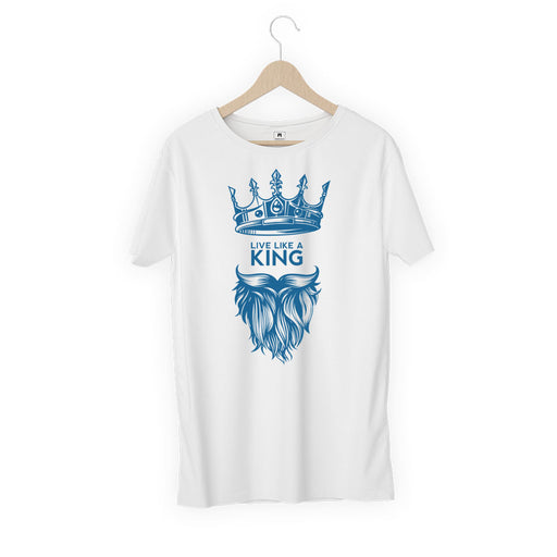 1609-like-a-king-men-half-t-shirt