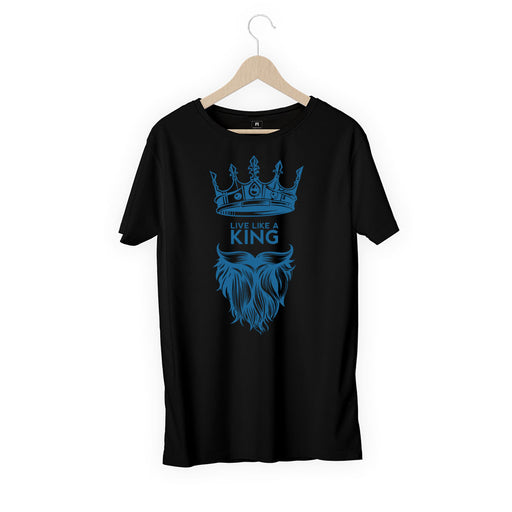 1610-like-a-king-men-half-t-shirt