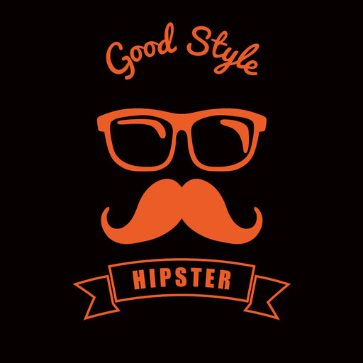 1614-good-style-hipster-men-half-t-shirt