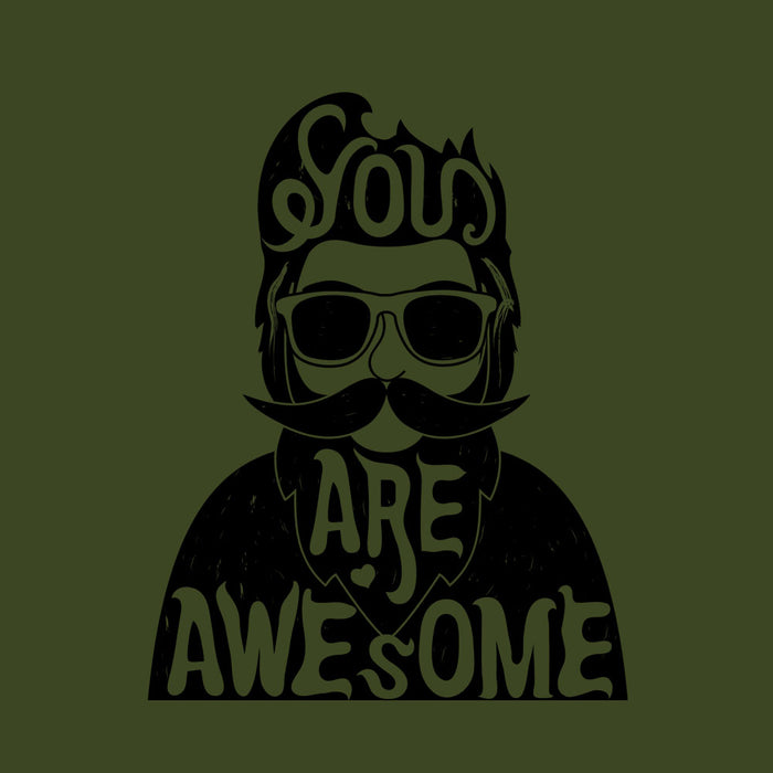 1616-you-are-awesome-men-half-t-shirt
