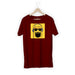 1632-the-music-on-my-mind-men-half-t-shirt