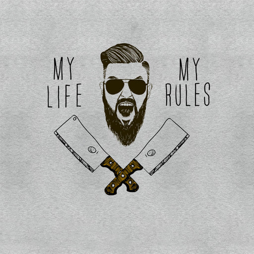 1654-my-life-my-rules-sketch-men-half-t-shirt
