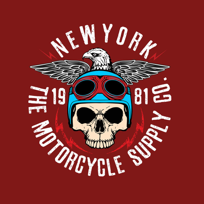 1541-newyork-the-mocycle-supply-men-half-t-shirt