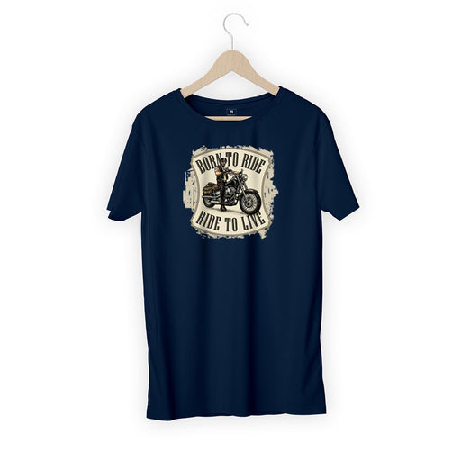 1548-born-to-ride,ride-to-live-men-half-t-shirt