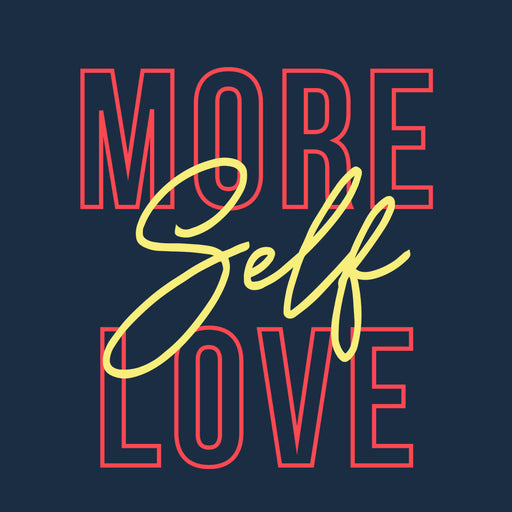 1464-more-self-love-men-half-t-shirt