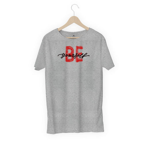 1483-be-yourself-men-half-t-shirt