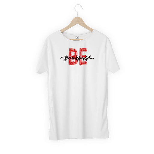 1484-be-yourself-men-half-t-shirt