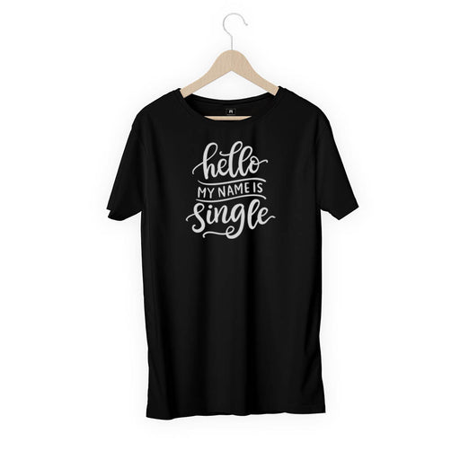 1485-hello-my-name-is-single-men-half-t-shirt