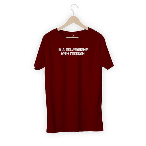 1508-in-a-relationship-men-half-t-shirt