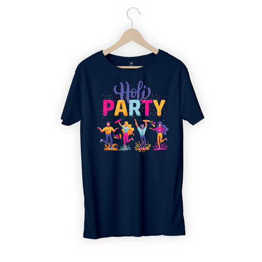5596-holi-party-2-men-half-t-shirt