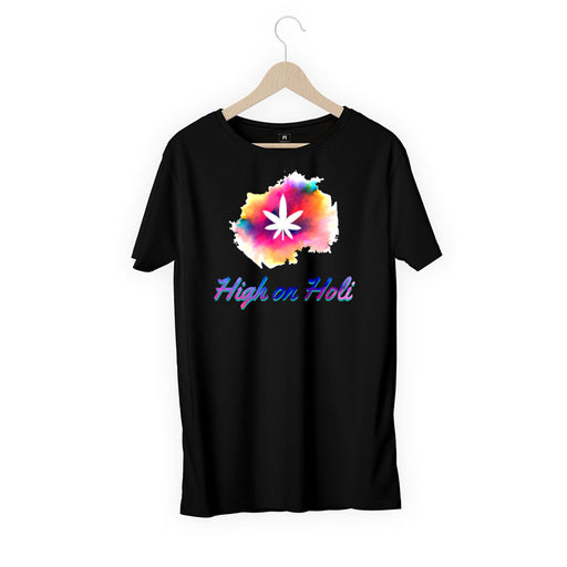 5730-high-on-holi-women-half-t-shirt