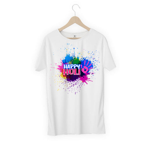 5731-happy-holi-with-hand-women-half-t-shirt