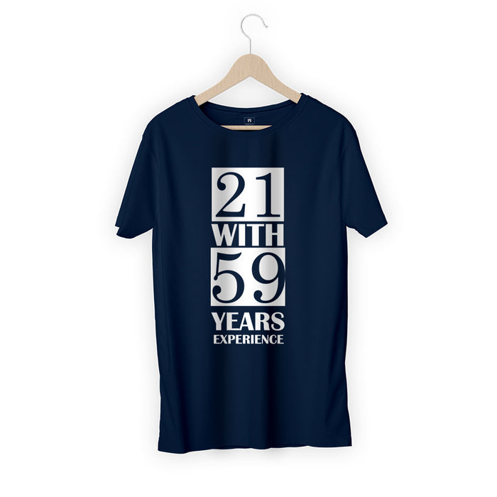 1907-21-with-59-years-experience-men-half-t-shirt
