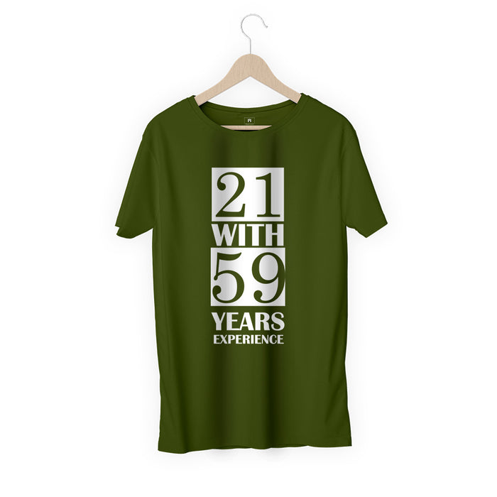 1908-21-with-59-years-experience-men-half-t-shirt
