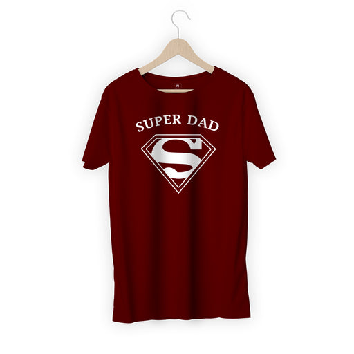 3533-super-dad-women-half-t-shirt