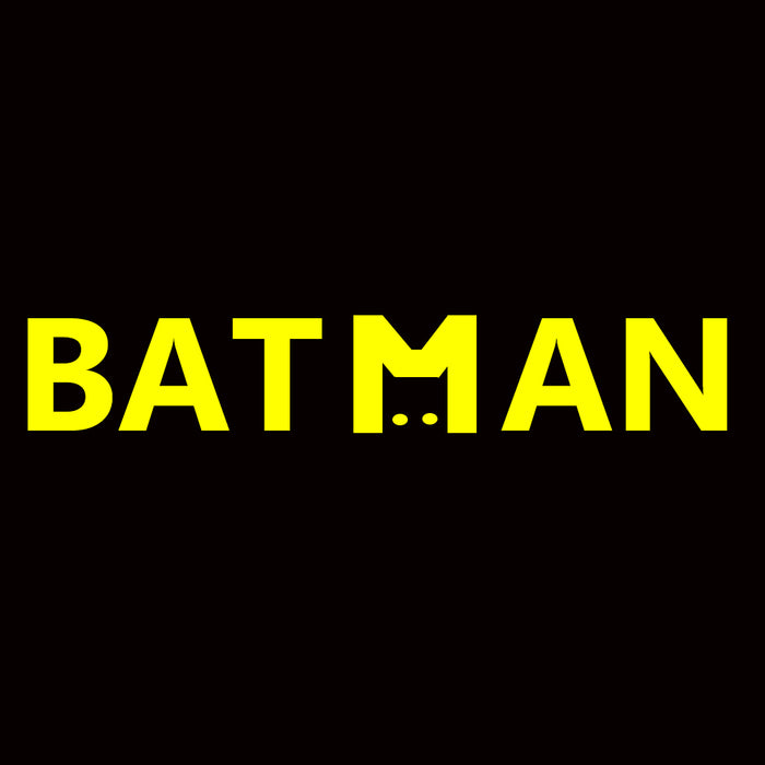 158-batman-men-half-t-shirt