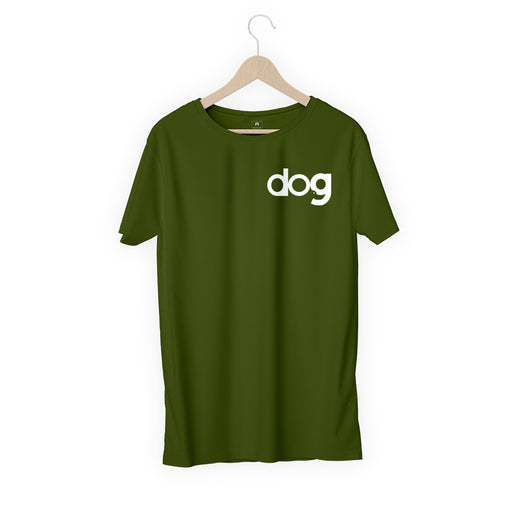 160-dog-men-half-t-shirt