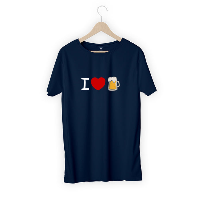 787-i-love-beer-men-half-t-shirt