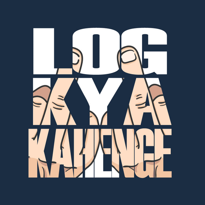 1041-log-kya-kahenge-men-half-t-shirt