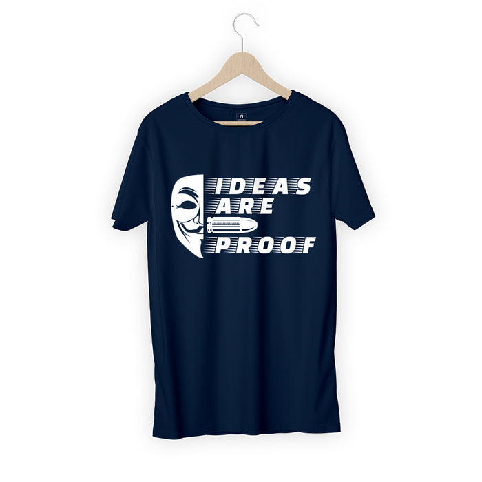 650-ideas-are-bullet-proof-men-half-t-shirt