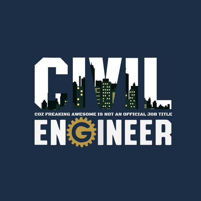 1021-civil-engineer-men-half-t-shirt