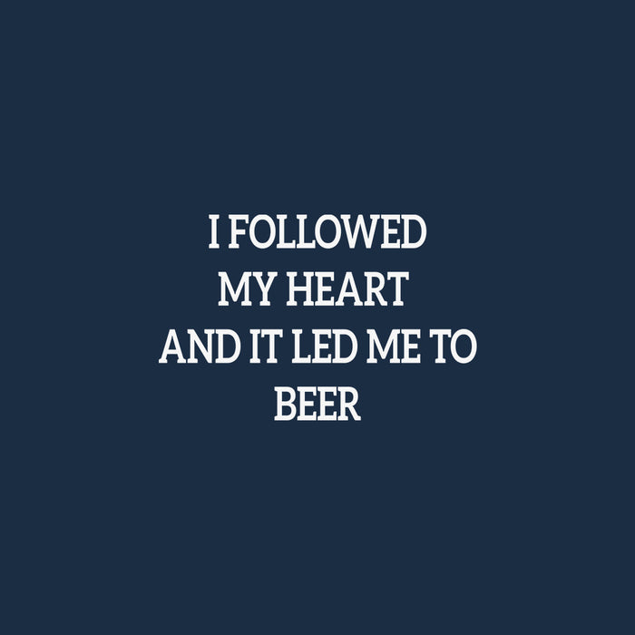 1164-heart-followed-beer-men-half-t-shirt
