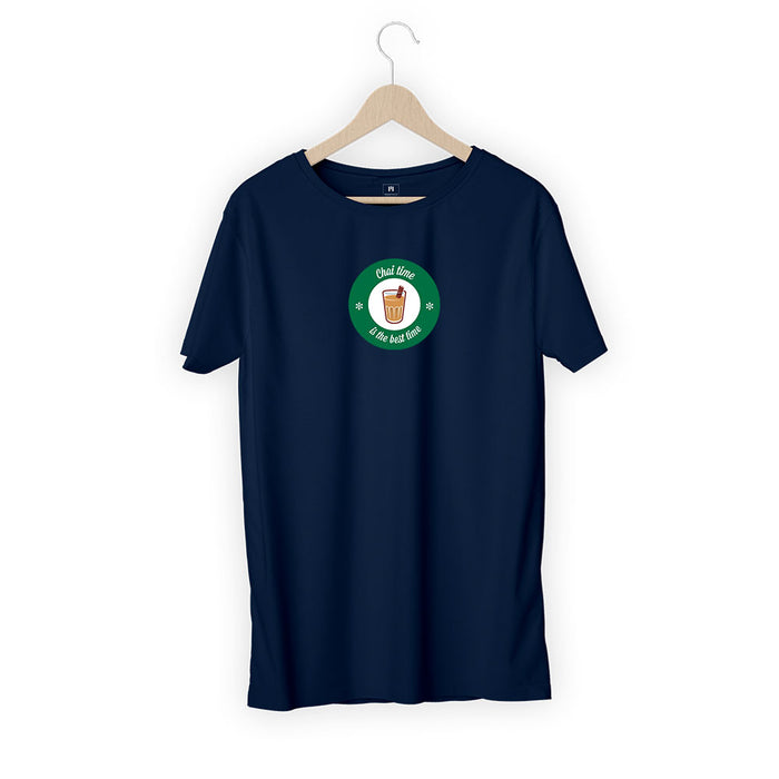 1054-chai-time-is-the-best-time-men-half-t-shirt