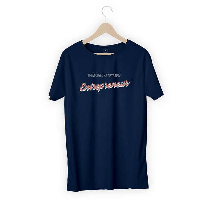 2862-unemployed-entrepreneur-women-half-t-shirt