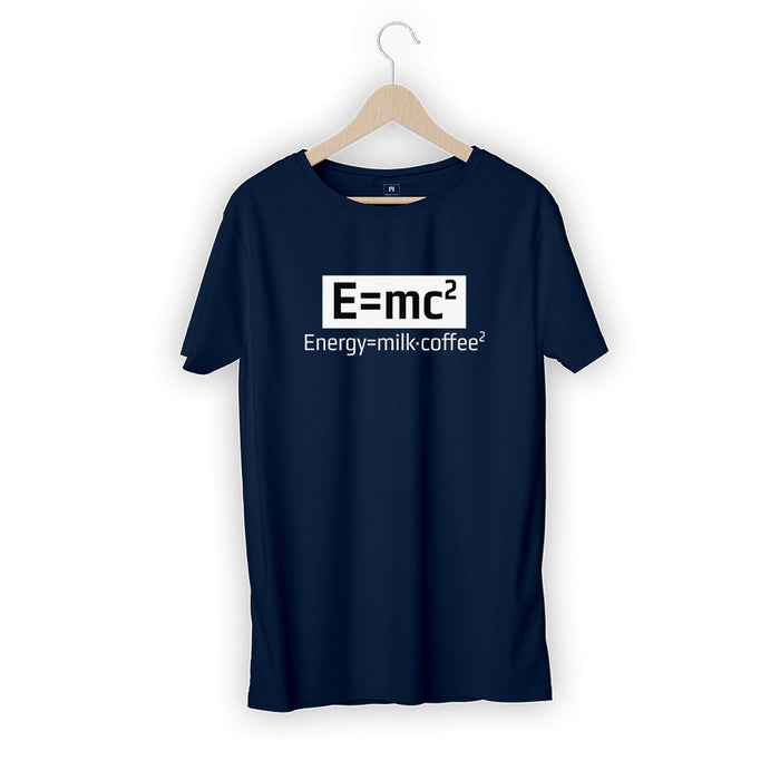 1196-energy-equals-milk-coffee-men-half-t-shirt