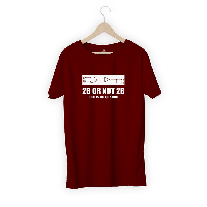 1201-2b-or-not-2b-men-half-t-shirt
