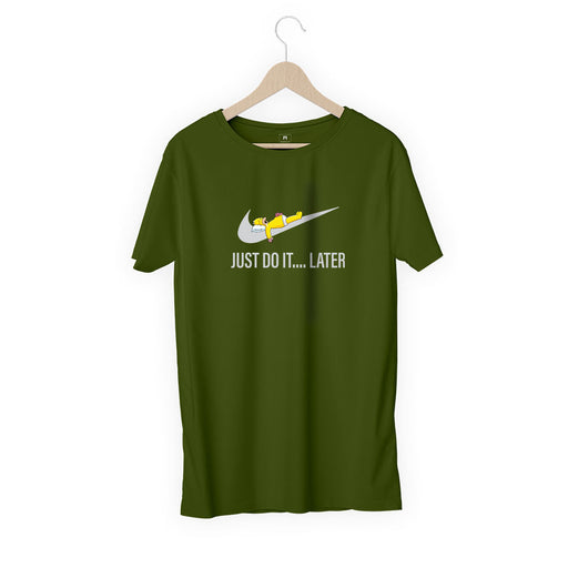 2973-just-do-it-later-women-half-t-shirt