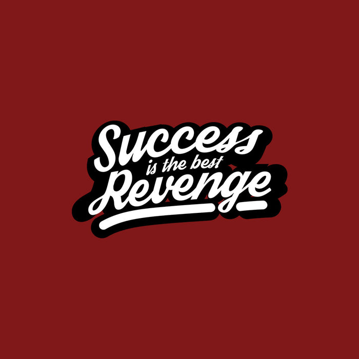 1259-success-is-the-best-revenge-men-half-t-shirt