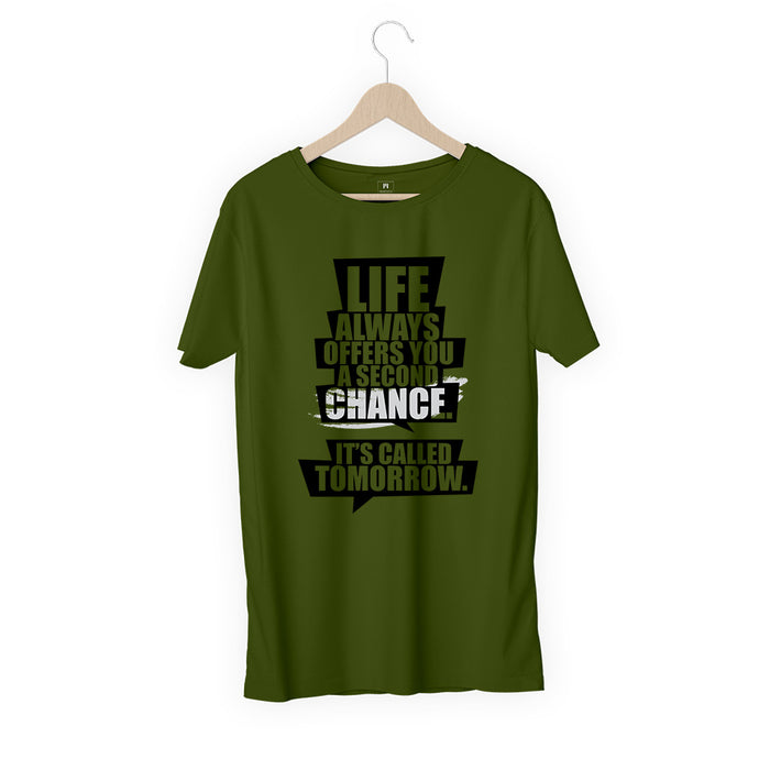 1311-life-chance-men-half-t-shirt