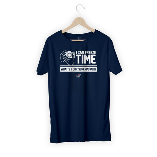 1351-i-can-freeze-time-men-half-t-shirt