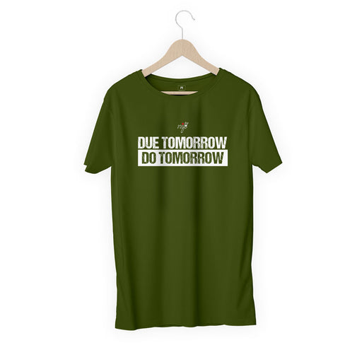 1358-due-tomorrow,-do-tomorrow-men-half-t-shirt