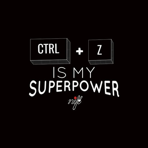 1363-ctrl+z-is-my-superpower-men-half-t-shirt