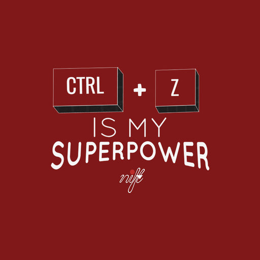 1364-ctrl+z-is-my-superpower-men-half-t-shirt