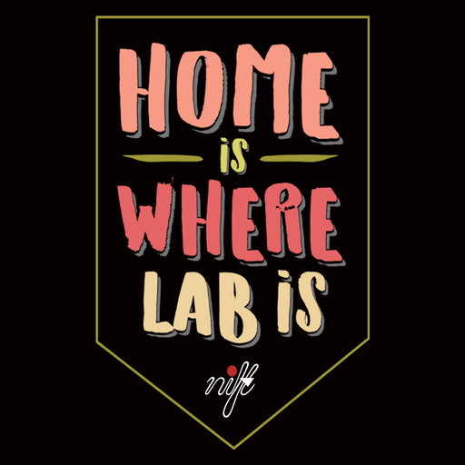 1369-home-is-where-lab-is-men-half-t-shirt